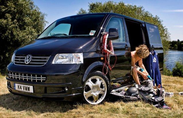 Turnbaugh Blog Volkswagen Transporter Van